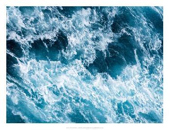 Eva Bane Turbulent Tasman Sea II Giclee Canvas
