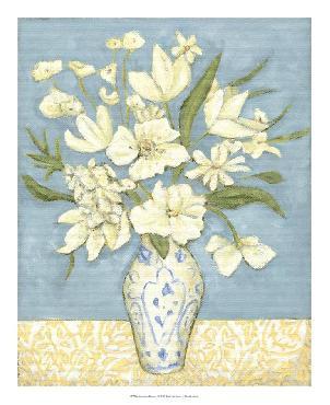 Chariklia Zarris Springtime Bouquet I Open Edition Giclee - Matte