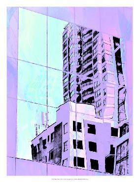 Eva Bane Urban Pastels I Open Edition Giclee - Matte