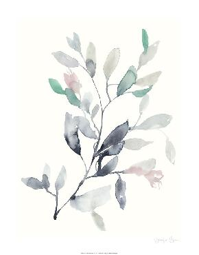 Jennifer Goldberger Water Branches II Limited Edition Giclee