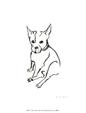 Vanessa Binder Wag: The Dog VIII Limited Edition Giclee