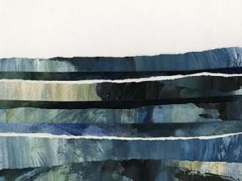 Victoria Barnes Groundswell I Limited Edition Giclee