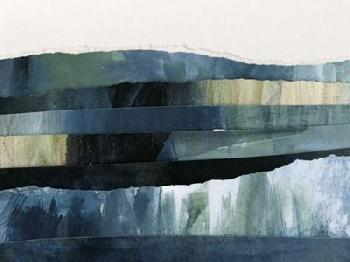 Victoria Barnes Groundswell II Limited Edition Giclee