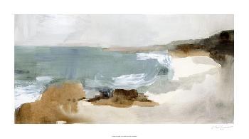 Victoria Barnes Ocean Sigh IV Giclee Canvas