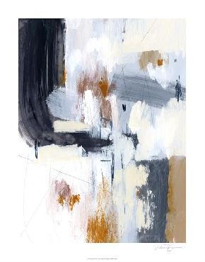 Victoria Barnes Variant II Giclee Canvas