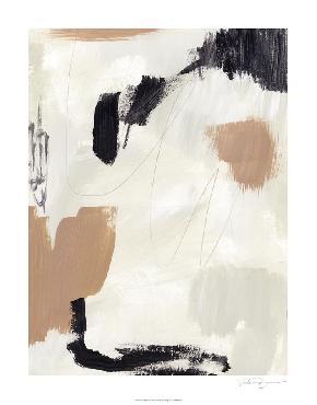 Victoria Barnes Dialogue II Giclee Canvas