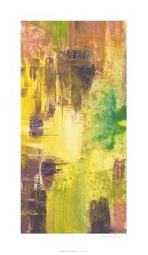 Jennifer Goldberger Wet On Wet I Giclee Canvas