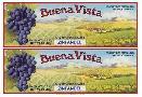 Vision Studio 2 - Up Vintage Wine Label I