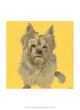 June Erica Vess Buster Canvas