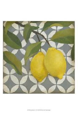 Megan Meagher Fruit And Pattern I