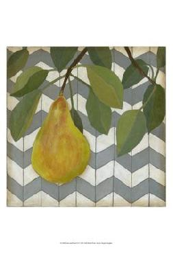 Megan Meagher Fruit And Pattern II