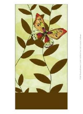 Jennifer Goldberger Butterfly Whimsey II