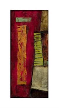 Jennifer Goldberger Abstract Playground I GICLEE Canvas