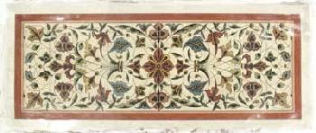 Vision Studio Crackled Tapestry Frieze I Giclee