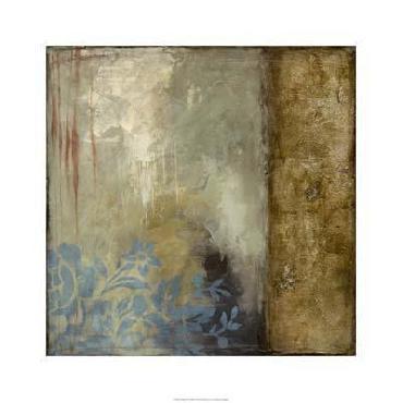 Jennifer Goldberger Patina III Giclee Canvas