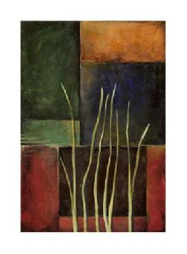 Jennifer Goldberger Zen Garden I GICLEE Canvas