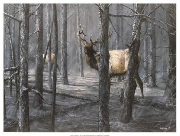 Kevin Daniel Consequence Of Fire Giclee