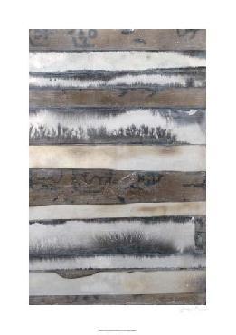 Jennifer Goldberger Earth & Smoke II Giclee Canvas