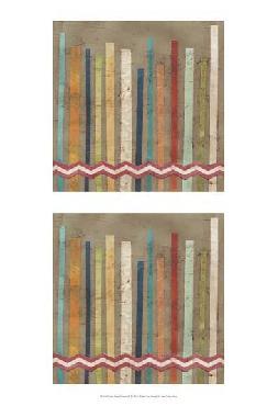 June Erica Vess 2 - Up Paper Fences II