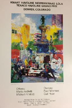 LeRoy Neiman Denver Grand Prix