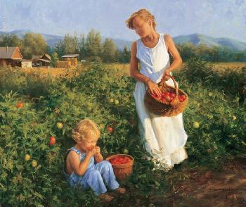 Robert Duncan Ripe Tomatoes