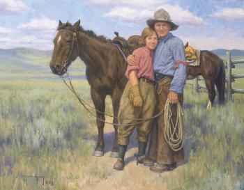 Robert Duncan Love On The Range