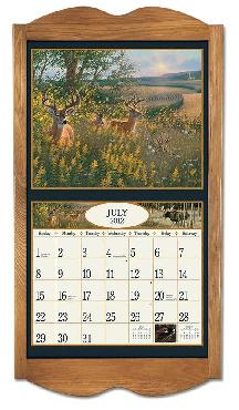 Wild Wings Standard Wall Calendar Frame