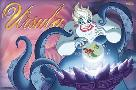 Anonymous Disney VIllains  -  Ursula