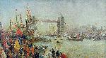 William Lionel Wyllie Opening Of Tower Bridge
