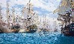Steven Dews Battle Of Trafalgar