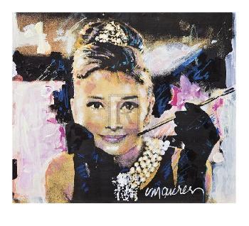 Sidney Maurer Eternal Elegance Limited Edition of 95