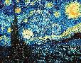 Vincent Van Gogh The Starry Night, June 1889