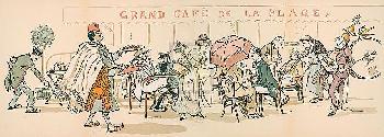 Sem Grand Cafe De La Plage Gouttelette