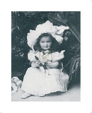 The Chelsea Collection Grand Duchess Olga (eldest Daughter Of The Last Tsar) Gouttelette