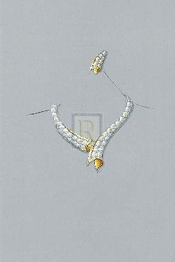 Anonymous Jewellery Designs XIII Gouttelette
