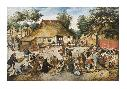 Pieter The Younger Brueghel The Peasant Wedding