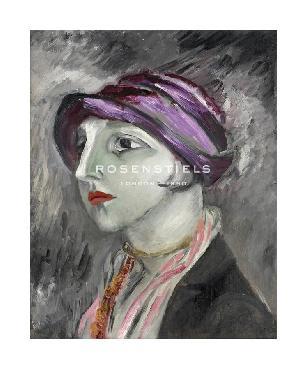 Sigrid Hjerten The VIolet Hat Gouttelette