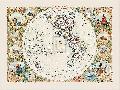 John Tallis Western Hemisphere, 1851