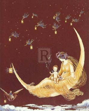 Marygold The Dream Journey Giclee Canvas