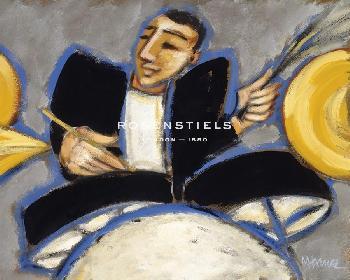 Marsha Hammel Drums Giclee