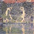 Klimt The Schloss Kammer Giclee Canvas