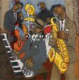 Hammel Thelonious Monk And His Sidemen Giclee Canvas