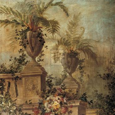 Jean Capeinick Tropical Fantasy I Giclee Canvas