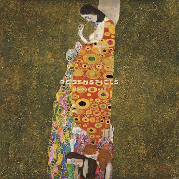 Gustav Klimt Hope, II Giclee