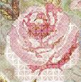 Jans Rasterised Rose Giclee
