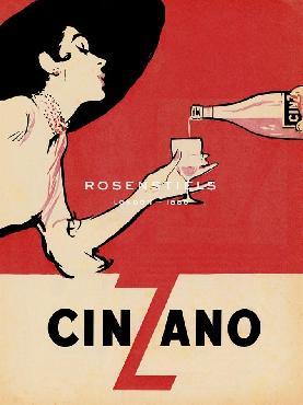 Anonymous Cinzano Giclee