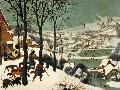 Pieter Bruegel The Elder The Hunters In The Snow