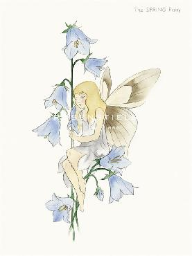 Aurora Bell The Spring Fairy Giclee Canvas