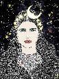 Burger Kosmos  -  Eunoia Giclee