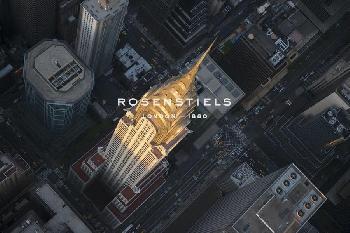 Jason Hawkes Sky VIew New York II Giclee Canvas